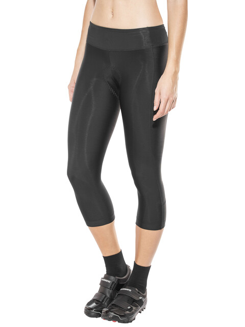 PEARL iZUMi Escape Sugar Cycling 3/4 Tights Women Black/Black